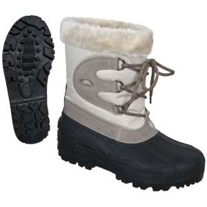 Trespass Florel Snow Boot Ghost/Sand