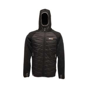 Regatta Anderson Hybrid Jacket Black/B