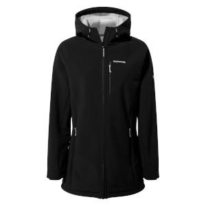 Craghoppers W Ara WP Hooded Jacket Bla