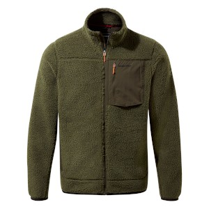 Craghoppers Paxton Fleece Woodland Gre