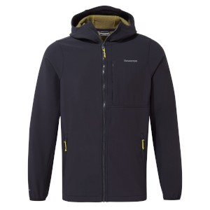 Craghoppers Baird Hooded Jacket Black
