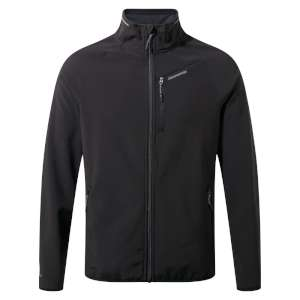 Craghoppers Baird Softshell Jacket Bla