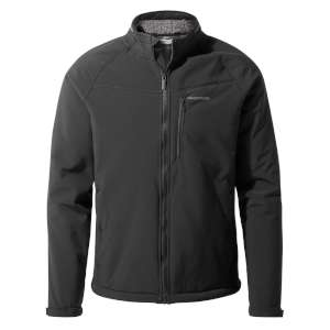 Craghoppers Roag Softshell Jacket Blac