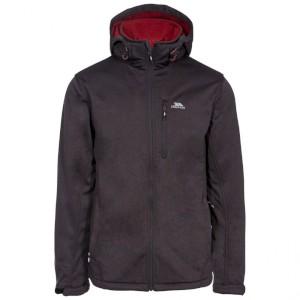 Trespass Maynard Softshell Jacket Dark