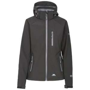 Trespass Womens Bella II Softshell Bla