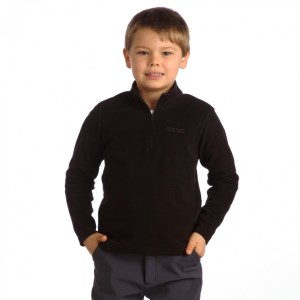 Regatta Kids Hot Shot Fleece Black