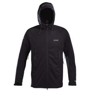 Regatta Highwire Softshell Jacket Blac