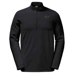 Jack Wolfskin Gecko Fleece Black