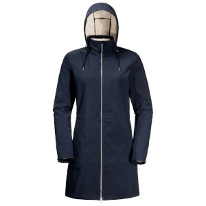 Jack Wolfskin Womens Turbulence Jacket