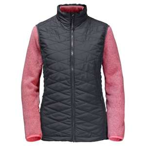 Jack Wolfskin Womens 3-in-1 Glen Gilet