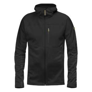 FjallRaven Abisko Trail Fleece Black