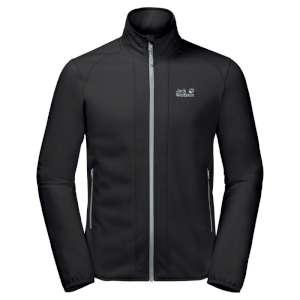Jack Wolfskin Hydro Jacket Black