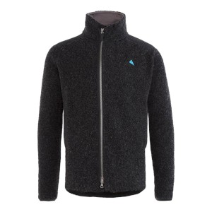 Klattermusen Skoll Zip Wool Jacket Cha