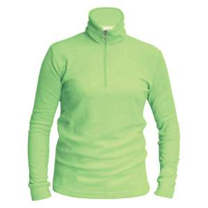 Manbi Women's Microfleece Summer Green