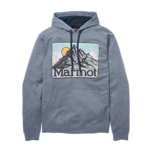 Marmot Mountain Peaks Hoody Dark Indig