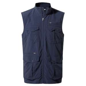 Craghopper Nosilife Sherman Gilet Blue