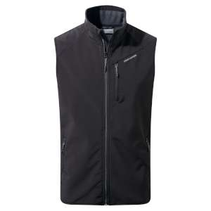 Craghoppers Baird Softshell Vest Black