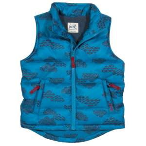 Kite Kids Nimbus Gilet Blue