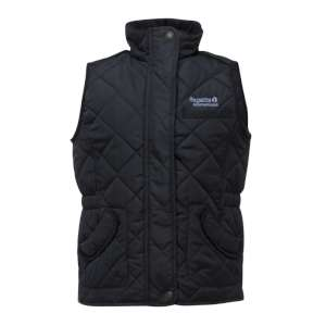 Regatta Girls Gee Gee Bodywarmer Navy