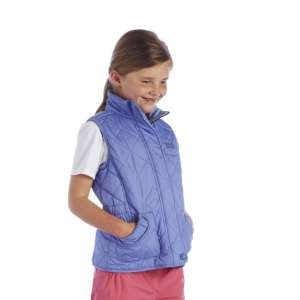 Regatta Girls Gee Gee Bodywarmer Soft