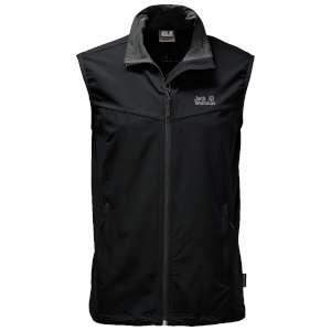 Jack Wolfskin Activate Vest Black