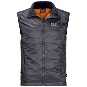 Jack Wolfskin Air Lock Vest Ebony