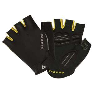 Dare2b M Take Hold Cycle Mitt Black