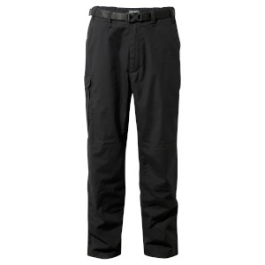 Craghoppers M Kiwi Trousers Black