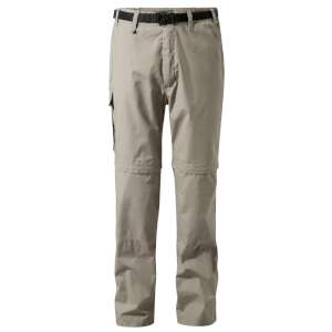 Craghoppers Kiwi Zip Off Trousers Beac