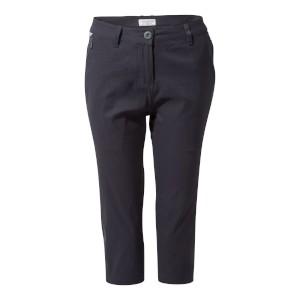 Craghoppers W Kiwi Pro II Crop Trouser