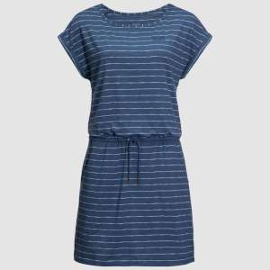 Jack Wolfskin Travel Striped Dress Oce