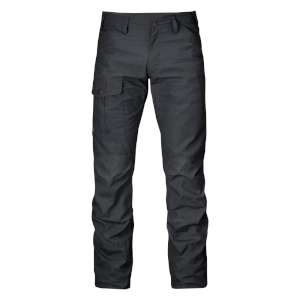 FjallRaven Nills Trousers Dark Grey