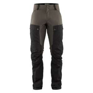 Fjallraven Keb Trousers Black-Stone Gr