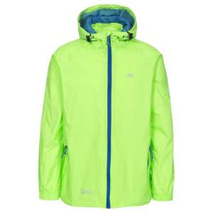 Trespass Qikpac Jacket Green Gecko
