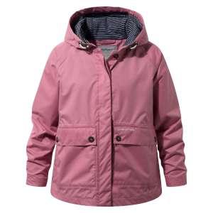 Craghoppers Girls Faraway Jacket Engli