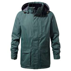 Craghoppers Kiwi Long Jacket Asteroid