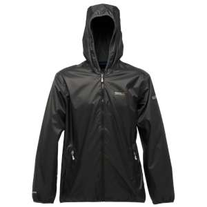 Regatta Lever Packaway Jacket Black