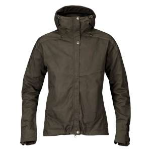 FjallRaven Womens Skogso Jacket Dark O