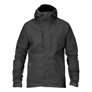FjallRaven Mens Skogso Jacket Dark Gre