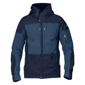 FjallRaven Mens Keb Jacket Dark Navy