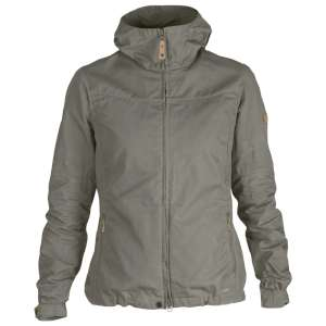 Fjallraven Womens Stina Jacket Fog