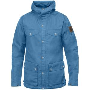 Fjallraven Greenland Jacket Azure Blue