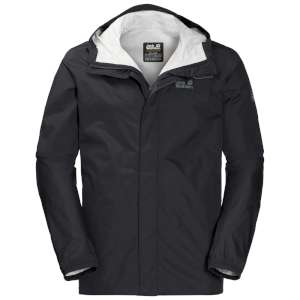 Jack Wolfskin Cloudburst Jacket Black