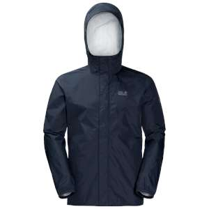 Jack Wolfskin Cloudburst Jacket Night
