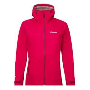 Berghaus Womens Deluge Pro Jacket Beet