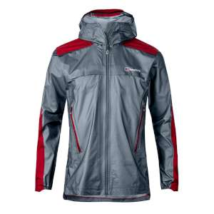 Berghaus GR20 Storm Jacket Nickel/Red