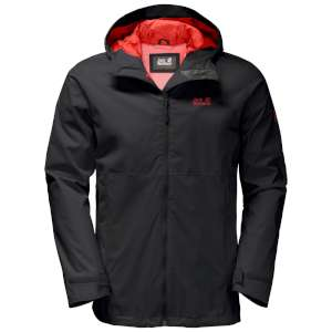 Jack Wolfskin Arroyo Jacket Black