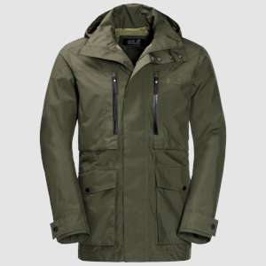 Jack Wolfskin Bridgeport Jacket Woodla