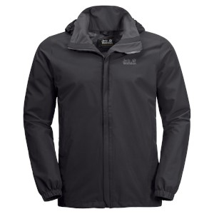 Jack Wolfskin M Stormy Point Jacket Bl