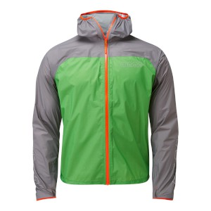 OMM Halo Jacket Green/Grey